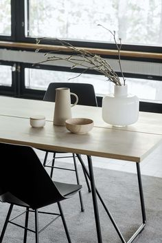 Tapio Anttila Collection - FRONT table, LIMI chair