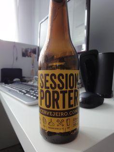 Session Porter - Ale - Dum Cervejaria