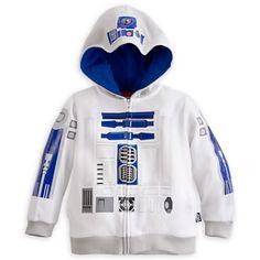 R2-D2 Costume Hoodie for Kids - Star Wars
