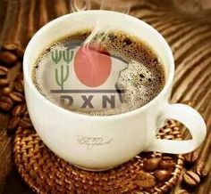 Start your day with DXN Lingzhi Coffee