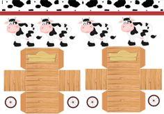 Carrocinhas de bois -> fazendinha