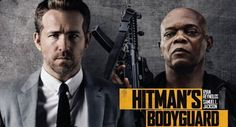 "By: Michael ""The Sizzler"" Jacobs, Staff Writer  OMG when the official trailer for 'The Hitman's Bodyguard'  starring Samuel L. Jackson and Ryan Reynolds dropped, I was laughing all the way through the nearly two minute trailer.  ""This Guy Single Handed..Ruined the world Motherfucker""  Directed by Patrick Hughes and written by Tom O'Connor, ""The Hitman's Bodyguard"""