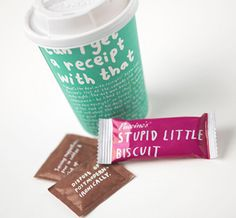 PUCCINO'S PACKAGING   Picame - Daily dose of creativity