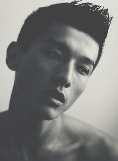上田大辅 | 一些西方模式从来没有自己...  -- Daisuke Ueda | Something that WESTERN models never own… by Joseph Choo in exclusive for estudi de JoãoChalœmponn   #eJC201407# #JC工作室# #SQUAREADY#