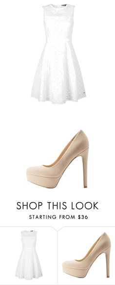 """ariana grande style"" by antobebe on Polyvore featuring Tommy Hilfiger, Qupid, women's clothing, women, female, woman, misses and juniors"