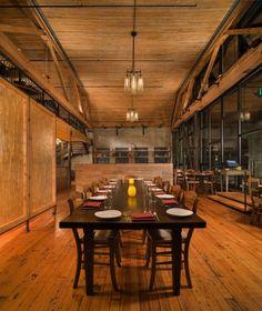 Osteria La Spiga Restaurant – Seattle, Washington by Graham Baba Architects