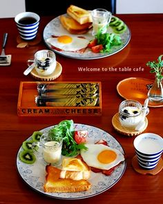 Welcome to the table cafe