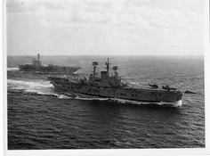 HMS Ark Royal, 3 DEC 1972