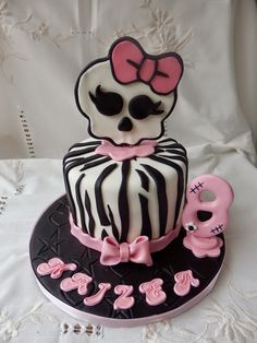 Cakes y mas: Monster High