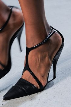 73972aa719d3 Narciso Rodriguez Spring 2014 - Details Wizard Of Oz Shoes