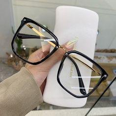 Clear Glasses Frames Women, Cute Glasses Frames, Stylish Reading Glasses, Glasses Shop, Computer Glasses, Fashion Eye Glasses, Eyeglasses, Vintage Men, Etsy Shop
