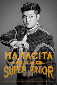 Super Junior are matadors in a new batch of teaser photos for 'MAMACITA' comeback   allkpop.com