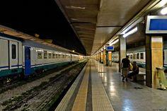Stazione di Palermo...by night | Flickr – Condivisione di foto!