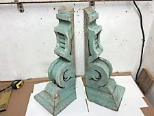 Antique Corbels for sale Architectural Antiques, Architectural Elements, Rustic Wall Art, Rustic Decor, Corbels For Sale, Woodworking Projects Diy, Diy Projects, Cardboard Frames, Cornices