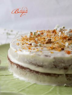 Bolo Tropical • Tropical Cake | Doces do Bosque