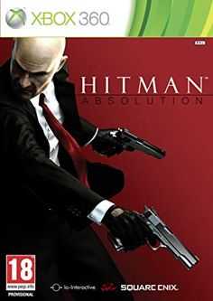 Hitman: Absolution for Xbox 4, Xbox 360 Games, Ps3, Playstation, Agent 47, Far Cry Primal, Bubble Shooter, Xbox Live, Free Games