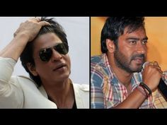 Shah Rukh Khan VS. Ajay Devgn   Chennai Express VS. Himmatwala (2013)    Besides the clash with Salman Khan's Mental movie, Shah Rukh Khan's Chennai Express with Deepika Padukone also is going up against Ajay Devgn and Tamannaah Bhatia's Himmatwala movie. Check out the latest Bollywood gossip and SUBSCRIBE!    To get the hottest Bollywood updates da...
