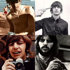 I still think that he's the hottest 1 Les Beatles, John Lennon Beatles, Ringo Starr, Barbara Bach, Richard Starkey, Just Good Friends, The Fab Four, George Harrison, Paul Mccartney