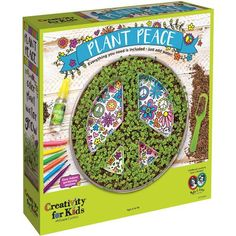 Creativity For Kids Plant Peace | Craft Kits