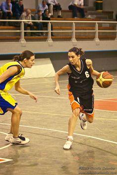Gloria Morelli Veneto Banca Basket Canegrate - Stagione 2012/13
