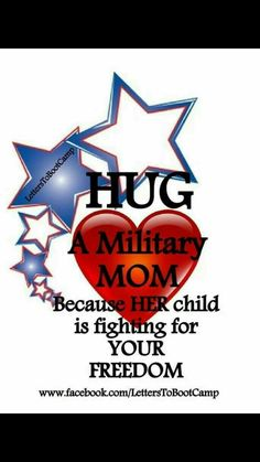 Hug a military mom. Proud Of My Son, Proud Mom, To My Daughter, Daughters, Go Navy, Navy Mom, Marine Mom, Marine Corps, Marine Life