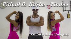 Pitbull ft. Ke$ha - Timber Cia. Daniel Saboya (Coreografia)