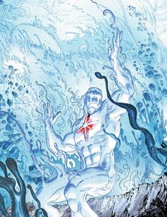 Captain Atom: The Fury of Firestorm: The Nuclear Men #15