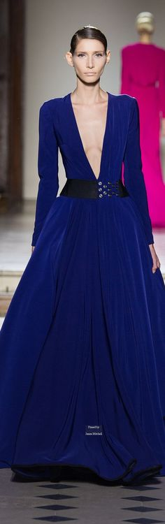 Julien Fournié Haute Couture Fall Winter 2014-15 collection