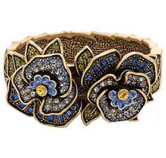 Heidi Daus Pansy Bangle
