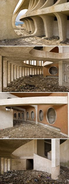 abandoned theatre namibe angola