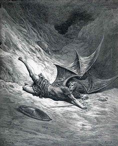 Lucifer -Gustave Doré