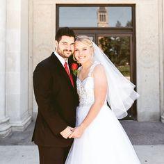 Campanile Wedding   Dalton & Megan