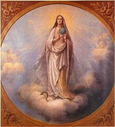 Blessed Mother Mary, Blessed Virgin Mary, Holy Mary, Jesus Father, Hail Holy Queen, St Maria, Padre Celestial, Mama Mary, Queen Of Heaven