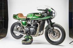 The Mongrel - Triumph T120 Bonneville | Return of the Cafe Racers