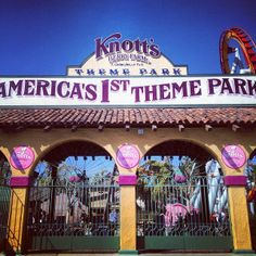 Knott's Berry Farm. We went when I was a child. I want to take my children !