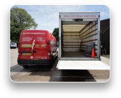 He Van Movers of the Universe  Professional Removals in Brighton