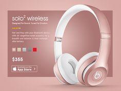 Beats headphone Design Concept by Wa$i Malik
