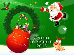 Amigo invisible 2013  Participantes: Amarat,  Noelia,  Dancid,  Leticia,  Liz,  Paqui,  Nines,  Ines,  Mayte,  Gema M.,  Gema P.,  Margarita,  Maria Teresa,  Lorena.