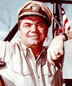 Movie & TV Star Ernest Borgnine of 'McHale's Navy' Dead at 95 « TopicSpotter