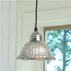 love the shade, but the wiring could use some work.... but maybe over the kitchen sink?