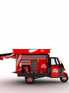 Ape Piaggio / Just Bee for Illy