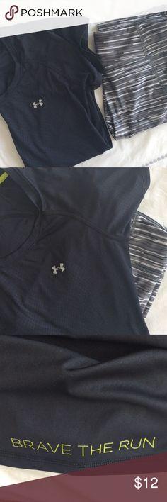 UnderArmour Top Great soft workout shirt! Make an offer! Under Armour Tops