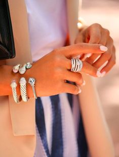 The Easiest, Cheapest Ways to Clean Your Jewelry via @PureWow