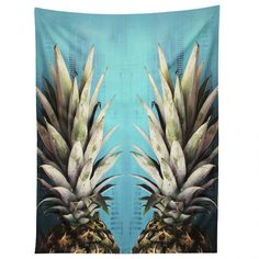 Chelsea Victoria How About Them Pineapples Tapestry | DENY Designs Home Accessories