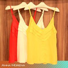 Anna Morena | Spring Summer Lookbook 2015 | Lookbook Primavera Verão 2015 | regata alça; moda feminina; tendência; trend.