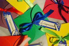 Świąteczne zaproszenia :) #zaproszenia #invitations # holiday #bozenarodzenie #Christmas #DIY #instruction #handmade #lubietworzyc