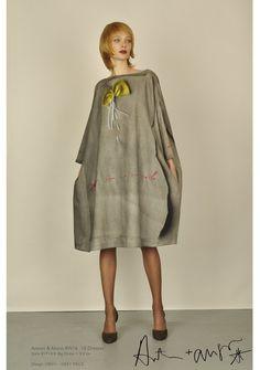 Grey Piece Dress