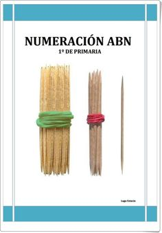 Numeración ABN para 1º Nivel de Primaria  (Actiludis.com)