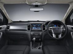 2018 Ford Ranger - Interior -View