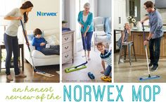 Is The Norwex Mop Wo